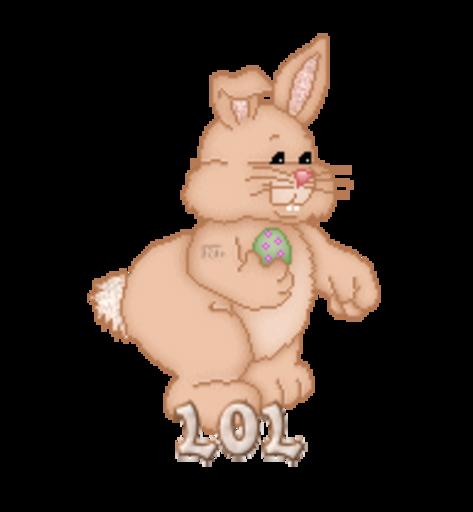 LOL - BunnyWithEgg