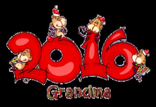 Grandma - 2016WithMonkeys