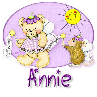 Annie hm spread happiness