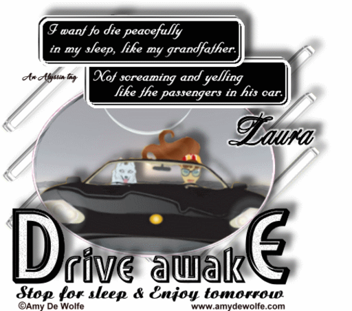 Laura DriveAwake AmyDeW Alyssia