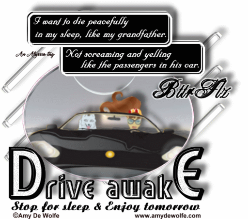 BttrFlz DriveAwake AmyDeW Alyssia
