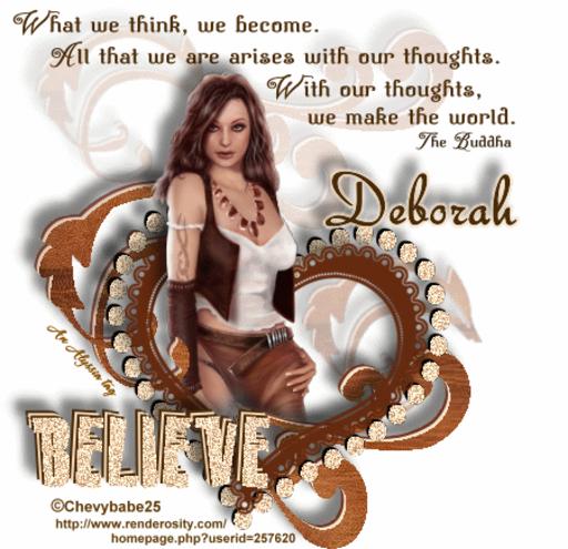 Deborah Believe Chevyb Alyssia