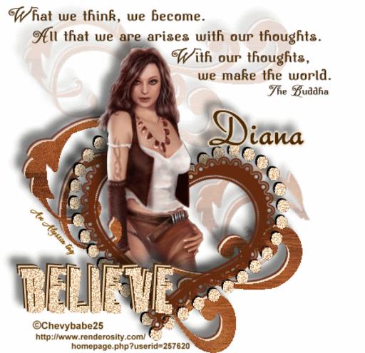 Diana Believe Chevyb Alyssia