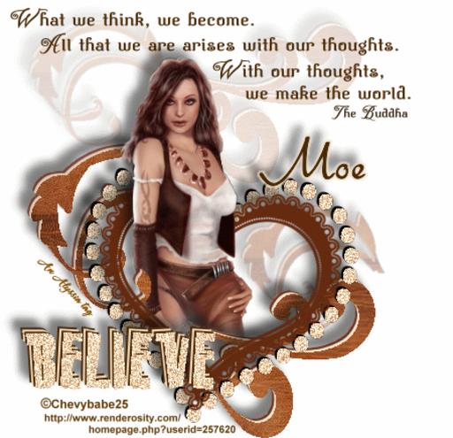 Moe Believe Chevyb Alyssia
