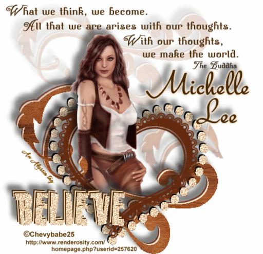 MichelleLee Believe Chevyb Alyssia