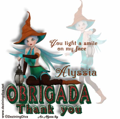 Alyssia TY DezDiv Alyssia