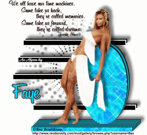 Faye TimeMach BezB Alyssia