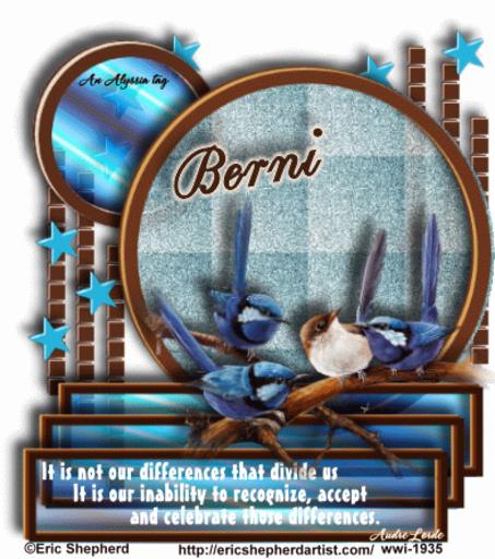 Berni Accept EricShep Alyssia