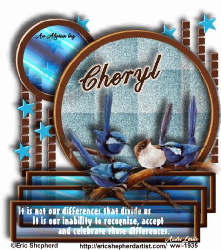 Cheryl Accept EricShep Alyssia