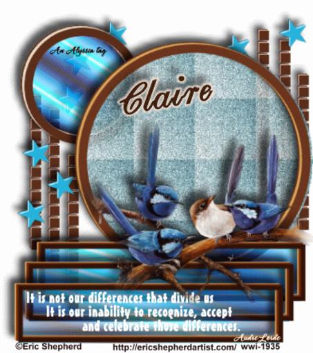 Claire Accept EricShep Alyssia