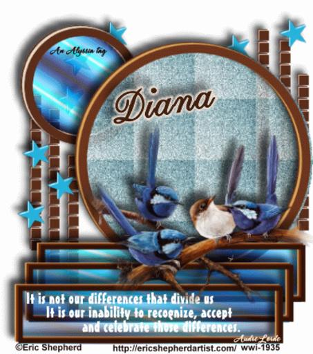 Diana Accept EricShep Alyssia