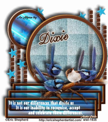 Dixie Accept EricShep Alyssia