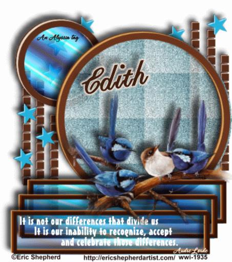 Edith Accept EricShep Alyssia