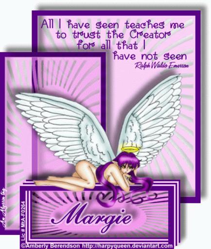 Margie AllSeen AmberlyB Alyssia