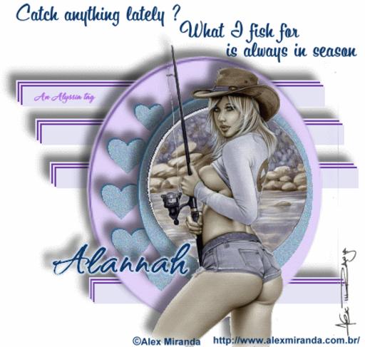 Alannah Catch AMiranda Alyssia