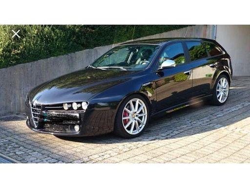 2009  Alfa Romeo 159 1.9 JTDm 16V Sportwagon Sport