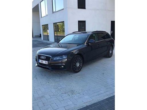 2008 Audi A4 Avant 2.0 TDI DPF
