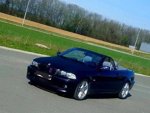 2002  BMW 318 3 CABRIOLET - 2000