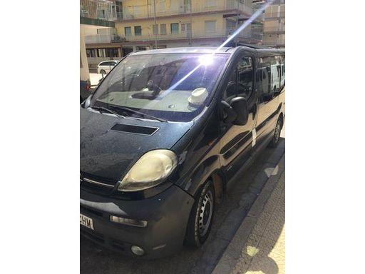 2003  Opel Vivaro Com.9 1.9DTI Largo 2900