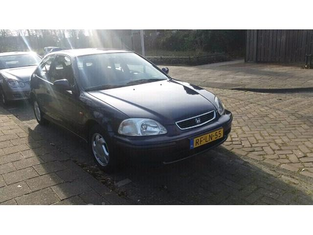 1997 Honda Civic 1.4i S