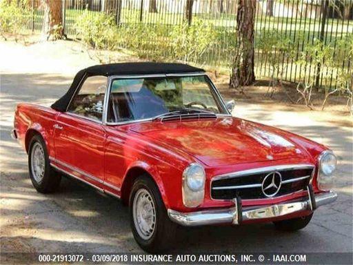 1965 Mercedes-Benz 230