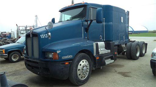 1990 KENWORTH T600