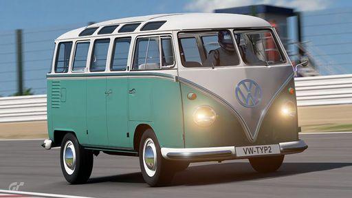 1962 Volkswagen Kleinbus Sondermodell [Typ 2 / T1]