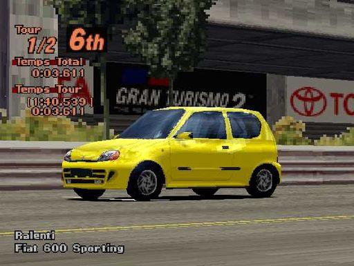 1998 Fiat Seicento Sporting [187]