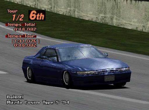 1994 Eunos Cosmo Type S