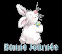 Bonne Journee - HippityHoppityBunny