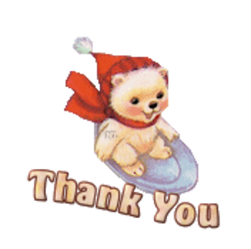 Thank You - WinterSlides