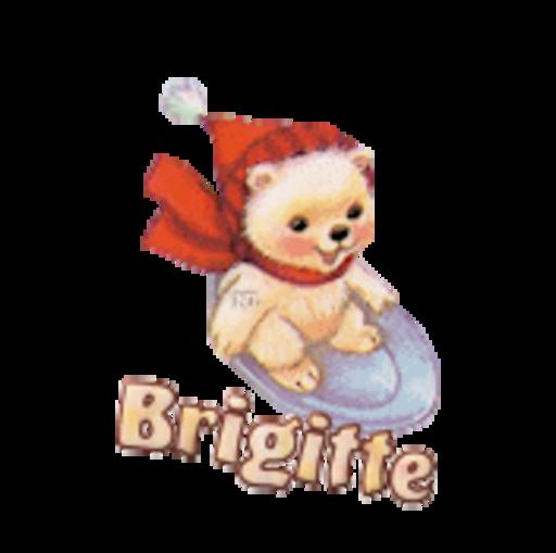 Brigitte - WinterSlides