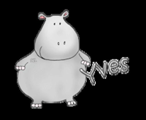 Yves - CuteHippo2018