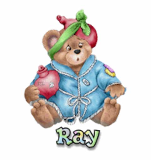 Ray - BearGetWellSoon