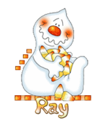 Ray - CandyCornGhost