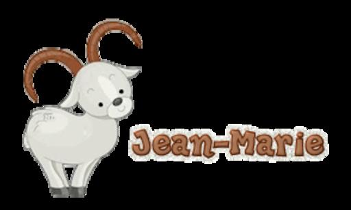 Jean-Marie - BighornSheep