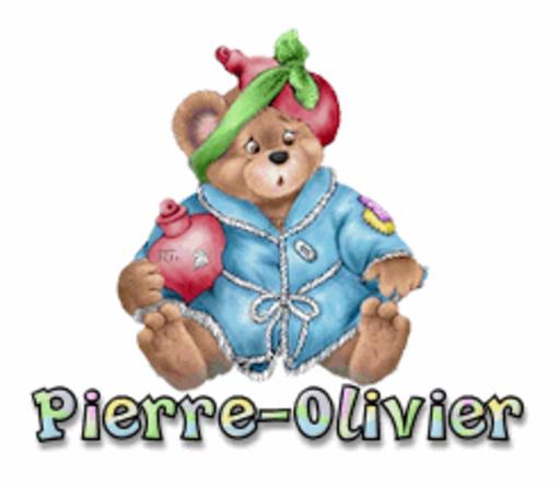 Pierre-Olivier - BearGetWellSoon
