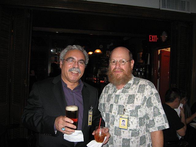 Daniel Ocasio & Gary Weinstein