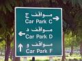 Huge Car Park