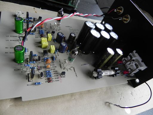 Musical Fidelity X-10V3 modifications