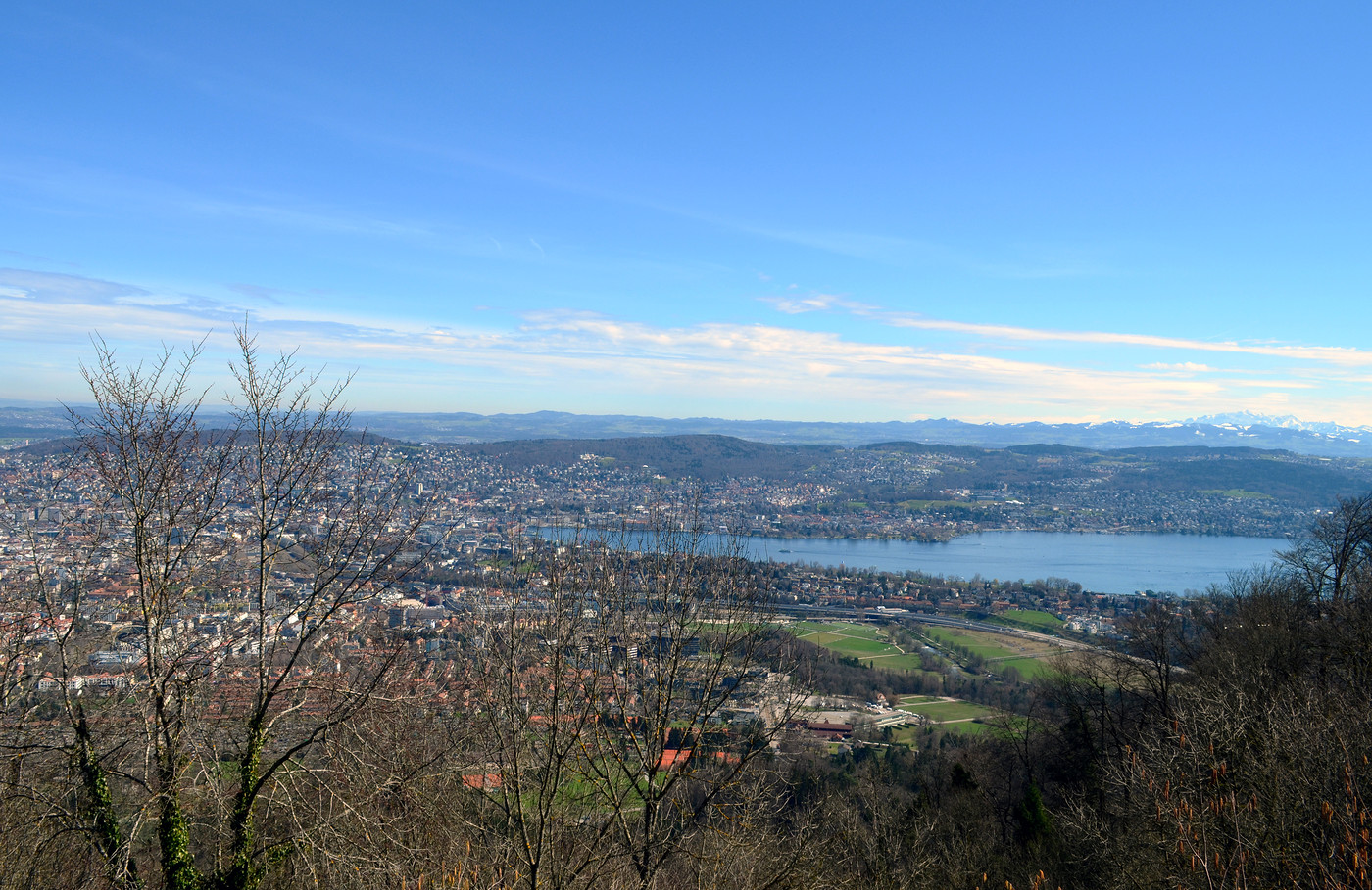Uetliberg mountain