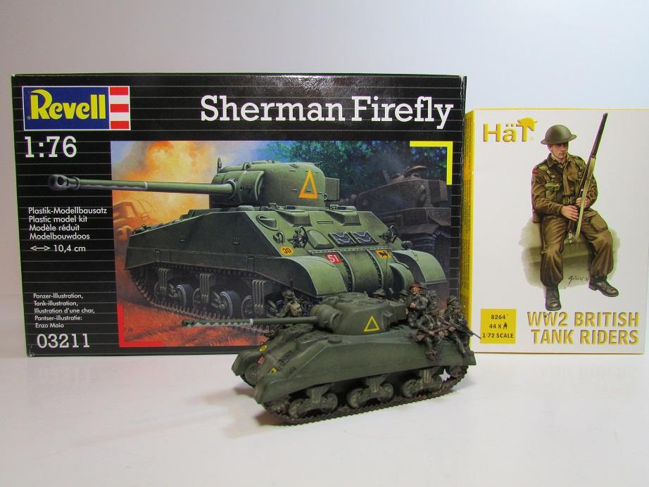 Revell 1/76 Sherman Firefly - AmericanScaleModelforum