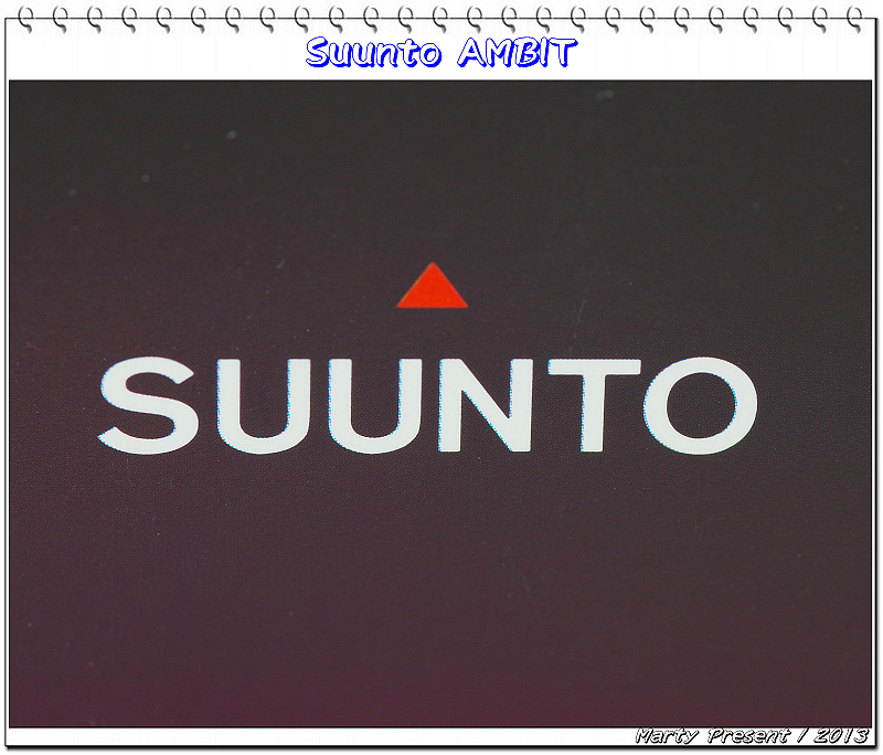 入手Suunto Ambit Outdoor