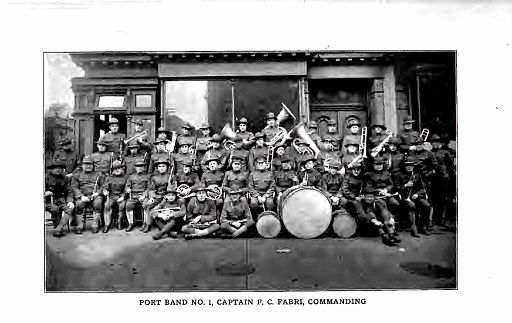 WITH THE ARMY AT HOBOKEN - PAGE 131