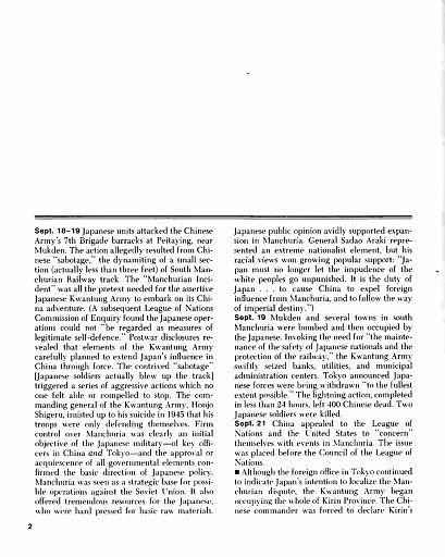 WORLD WAR II ALMANAC - PAGE 002