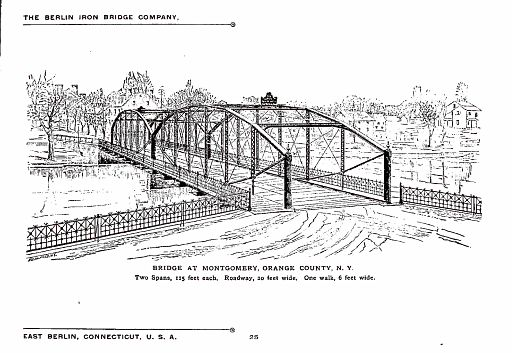 BERLIN IRON BRIDGE CO  - PAGE 025