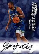 1999-00 Autographics Gary Trent (1)