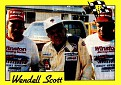 1991 K & M Sports Legends Wendell Scott #WS20 (1)