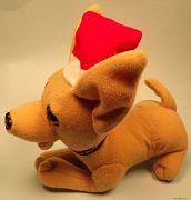 Taco Bell Dog- Feliz Navidad, Amigos