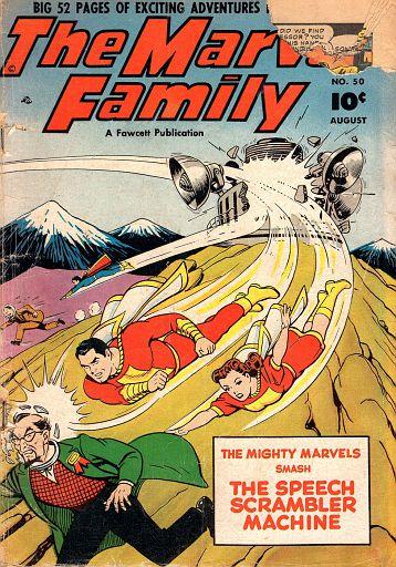 The Marvel Family #050